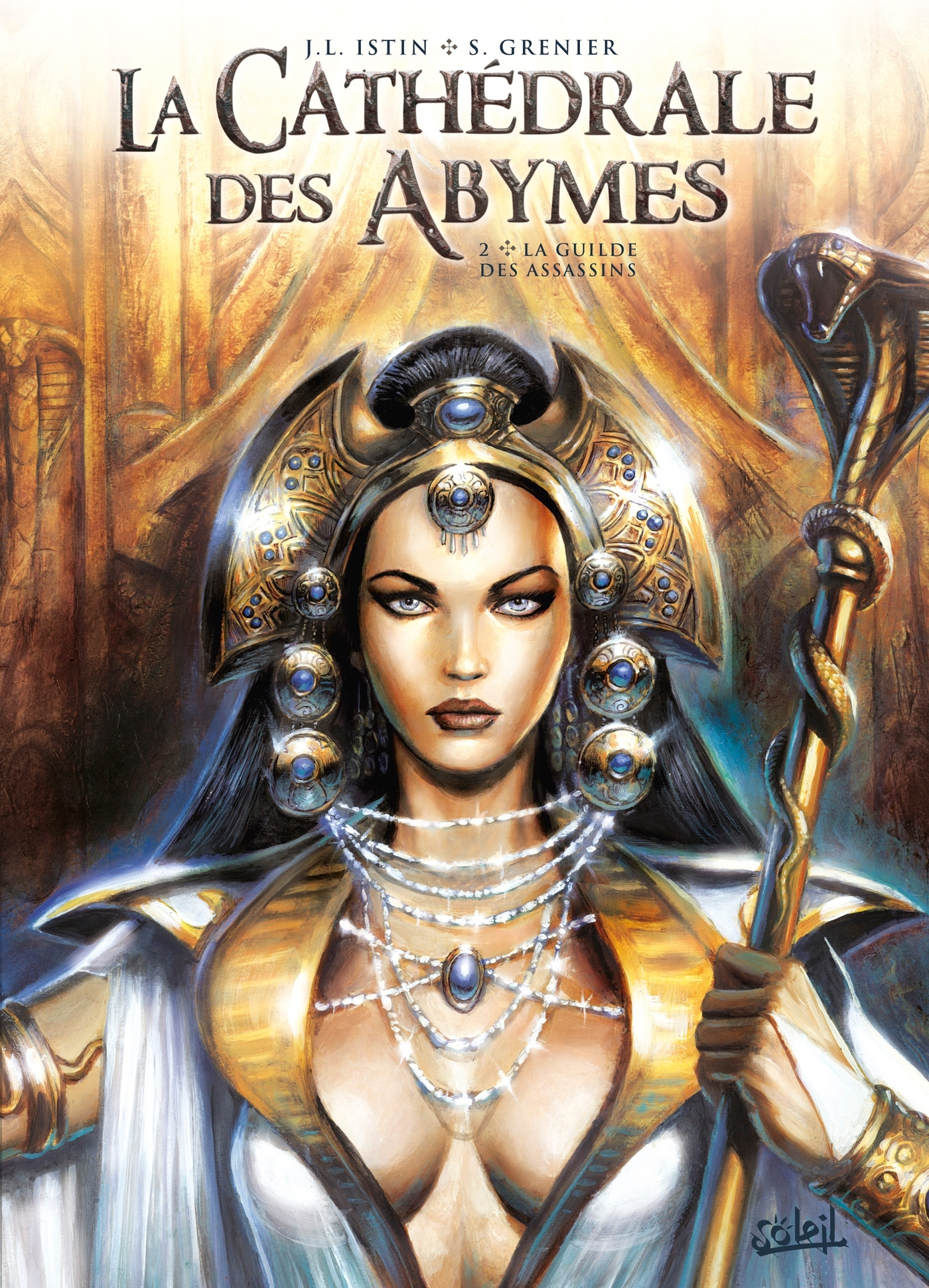 CATHEDRALE DES ABYMES - T02 - CATHEDRALE DES ABYMES 02 - LA GUILDE DES ASSASSINS