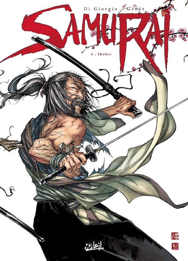 SAMURAI T06 - SHOBEI