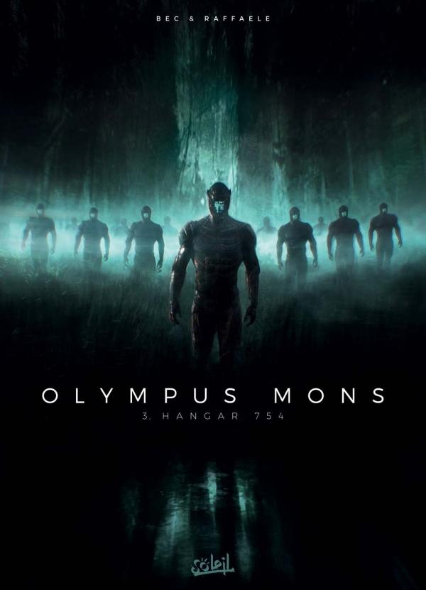 OLYMPUS MONS T03 - HANGAR 754