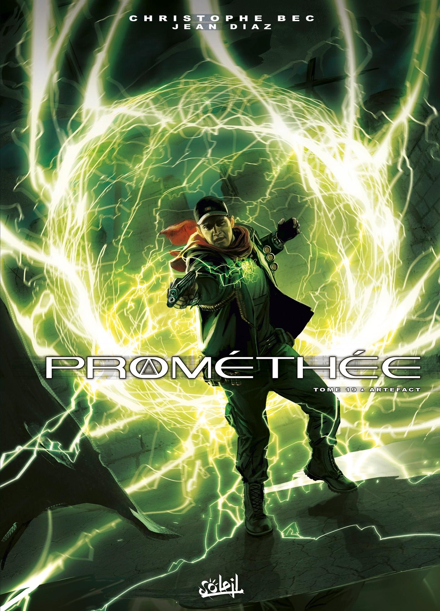 PROMETHEE T19 - ARTEFACT