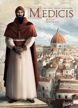 MEDICIS T03 - JULES - DE L'OR A LA CROIX