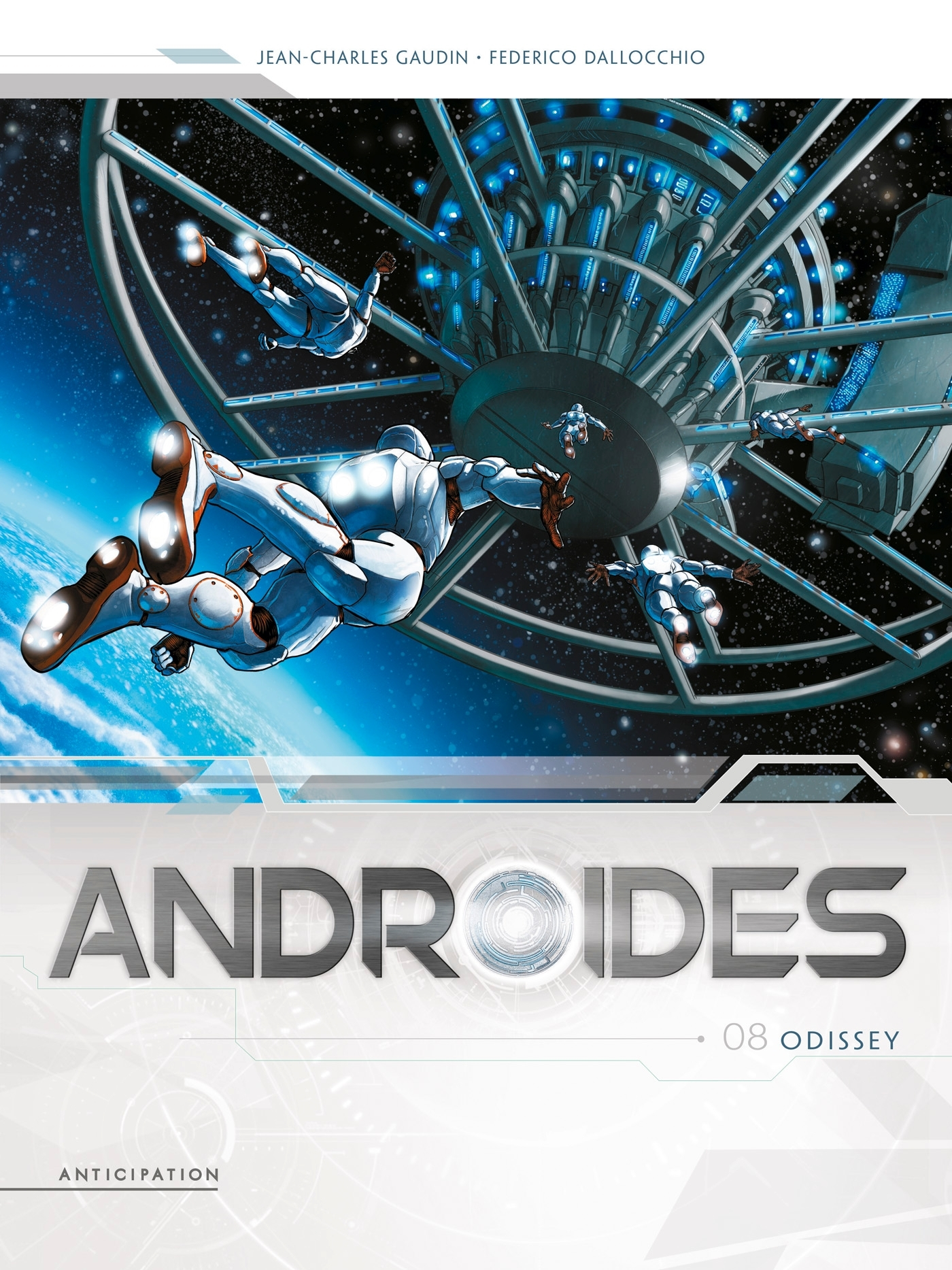 ANDROIDES T08 - ODISSEY