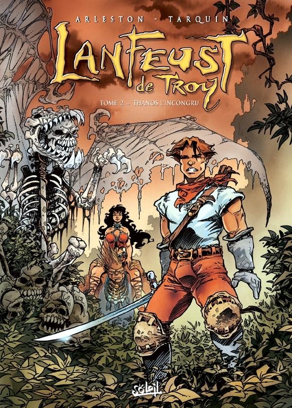 LANFEUST DE TROY T02 (NED)