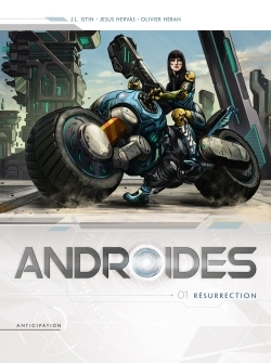 ANDROIDES T01 - RESURRECTION