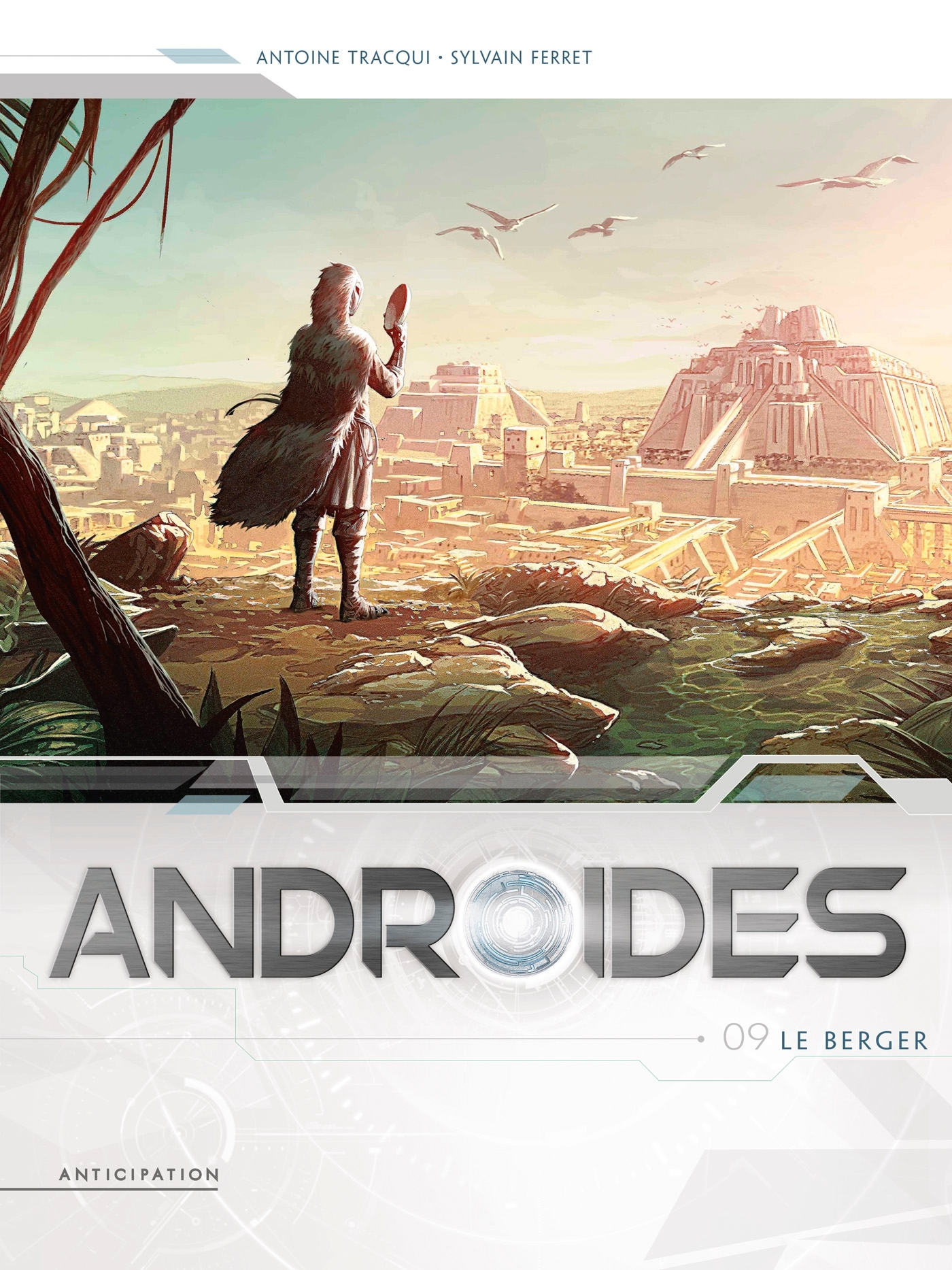 ANDROIDES T09 - LE BERGER