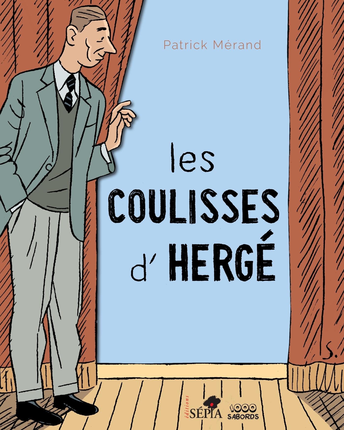 DANS LES COULISSES D'HERGE