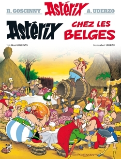 ASTERIX - ASTERIX CHEZ LES BELGES - N 24