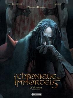 LA CHRONIQUE DES IMMORTELS T4 - LE VAMPYRE