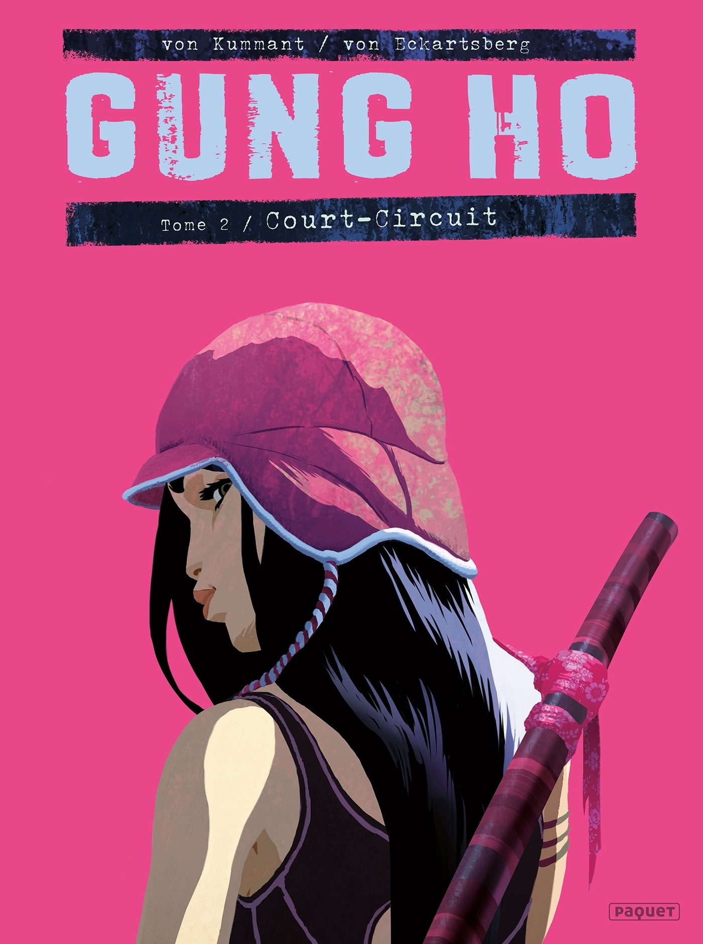 GUNG HO TOME 2 - COURT-CIRCUIT