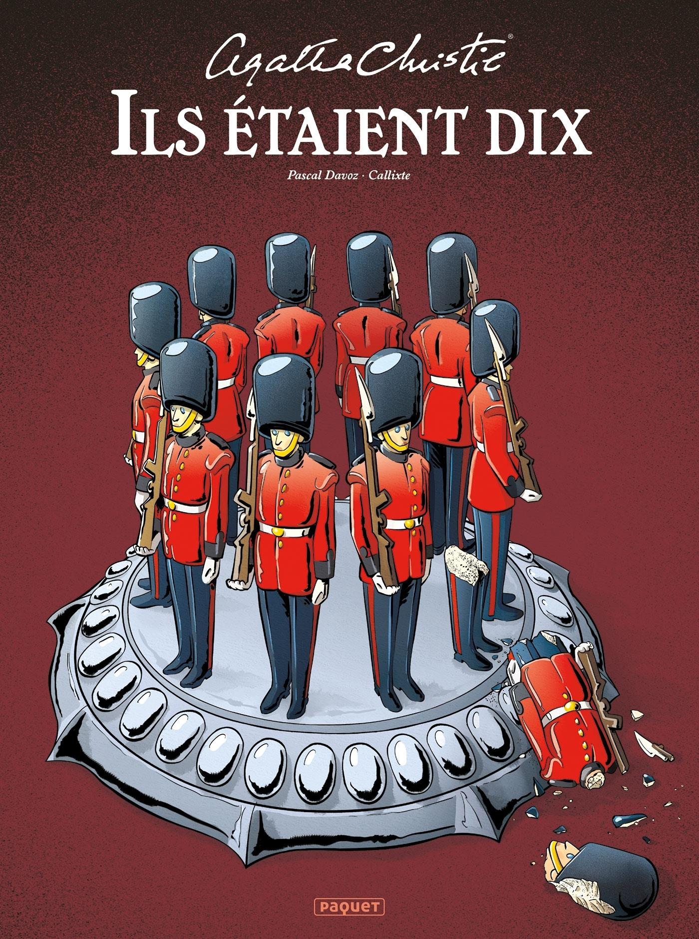 ILS ETAIENT DIX