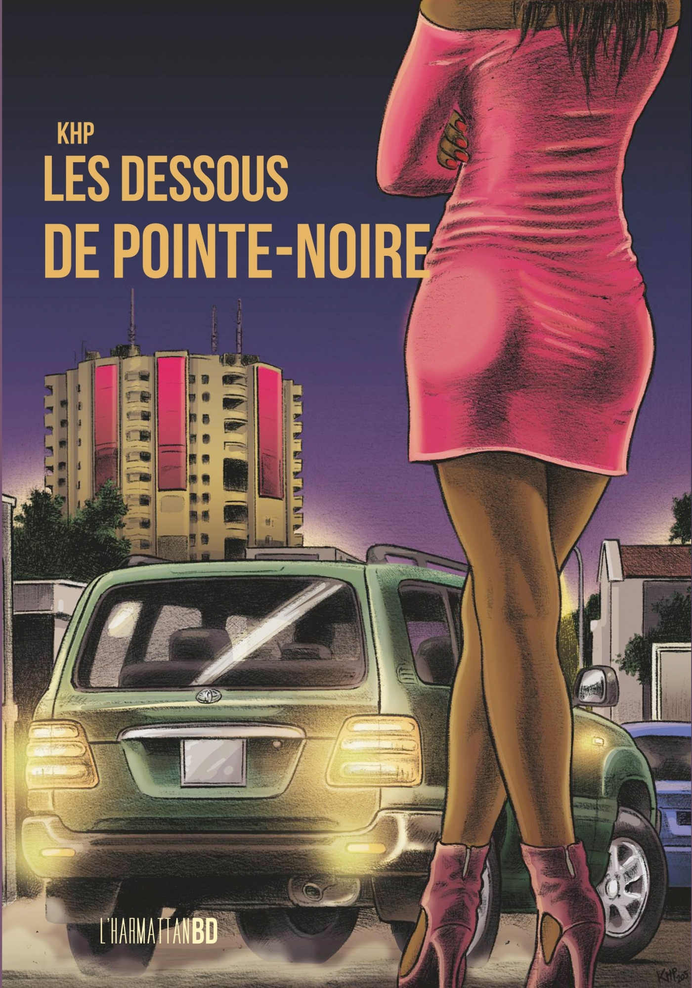 LES DESSOUS DE POINTE-NOIRE