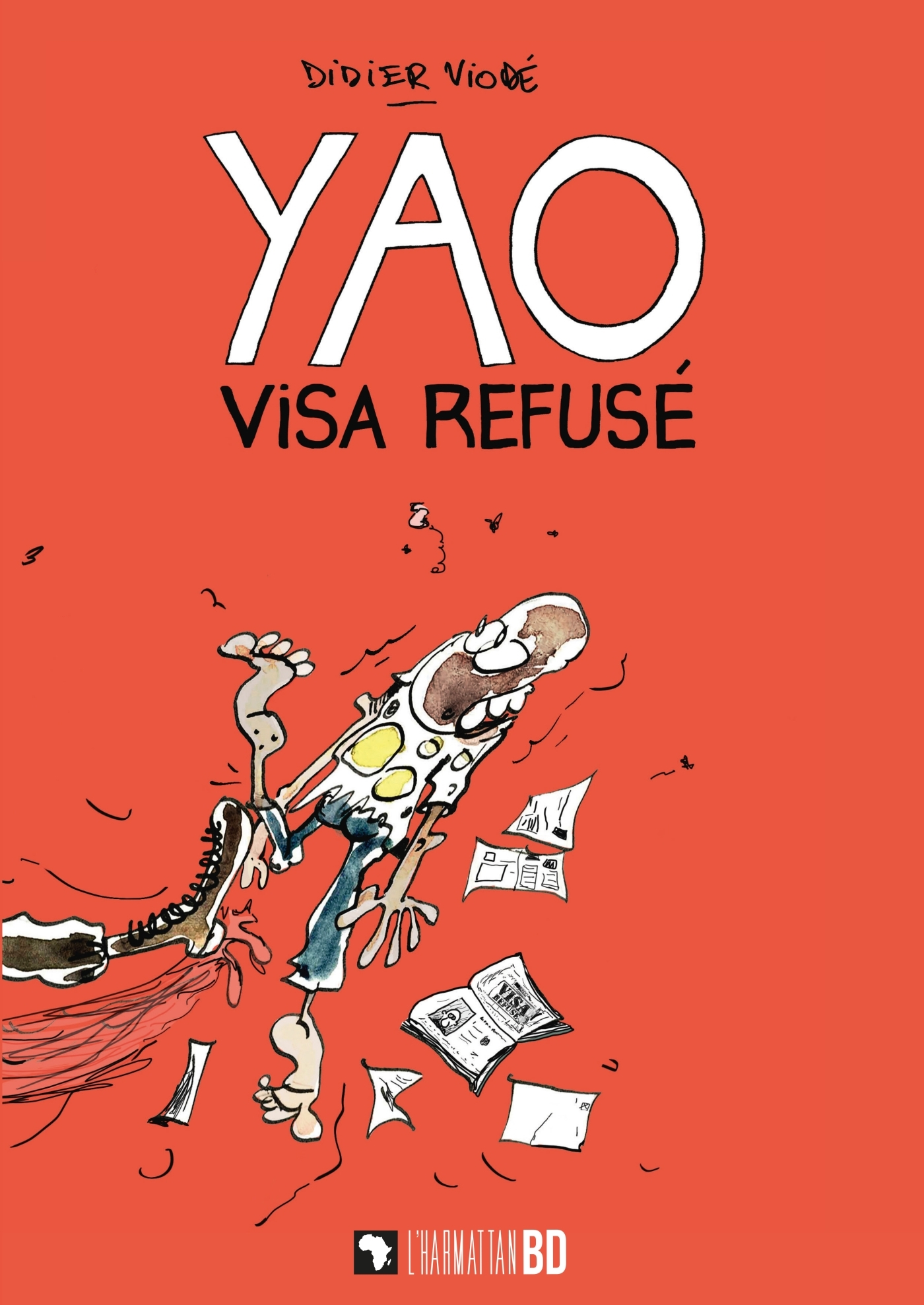 YAO - VISA REFUSE
