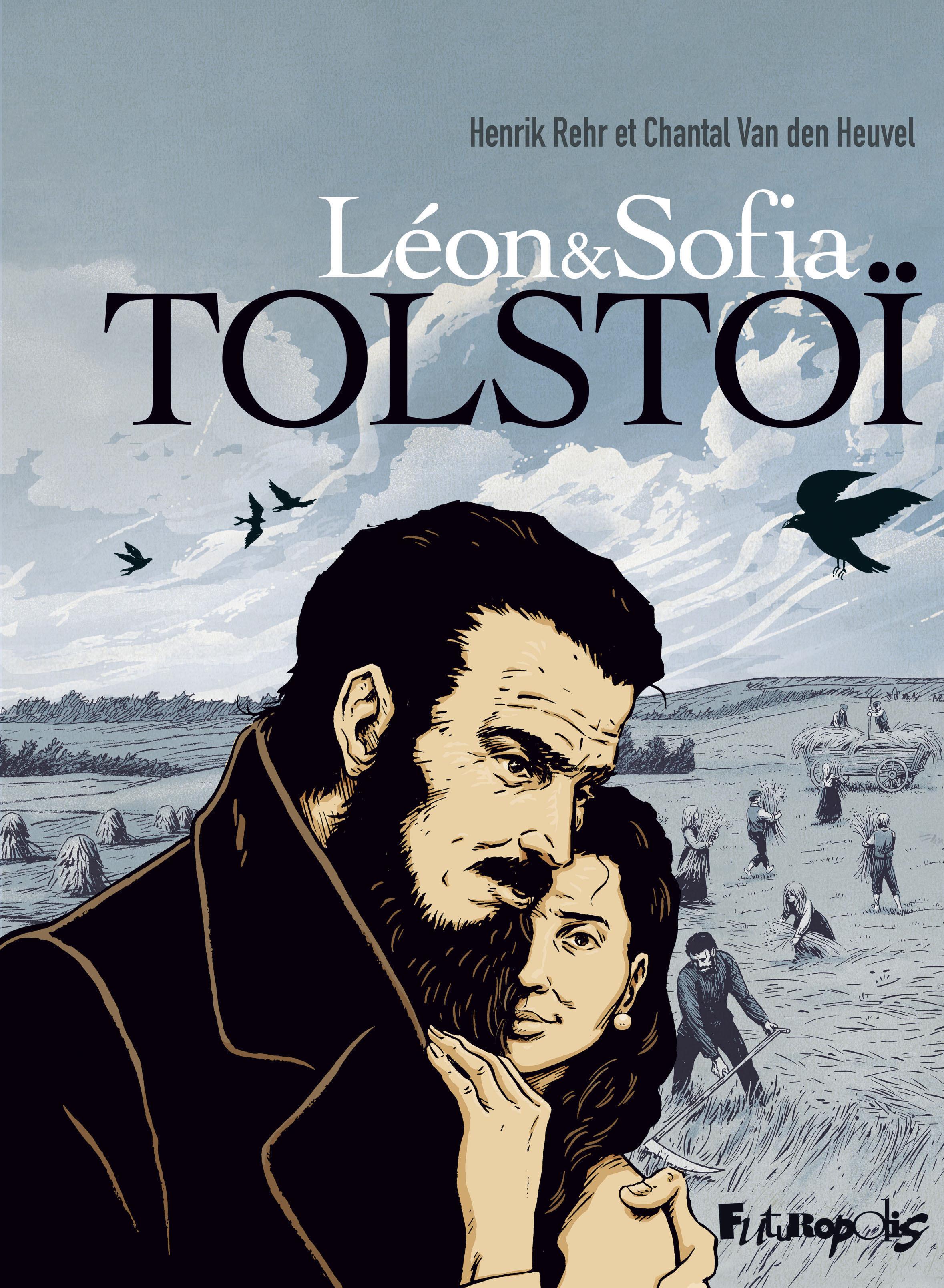 LEON & SOFIA TOLSTOI