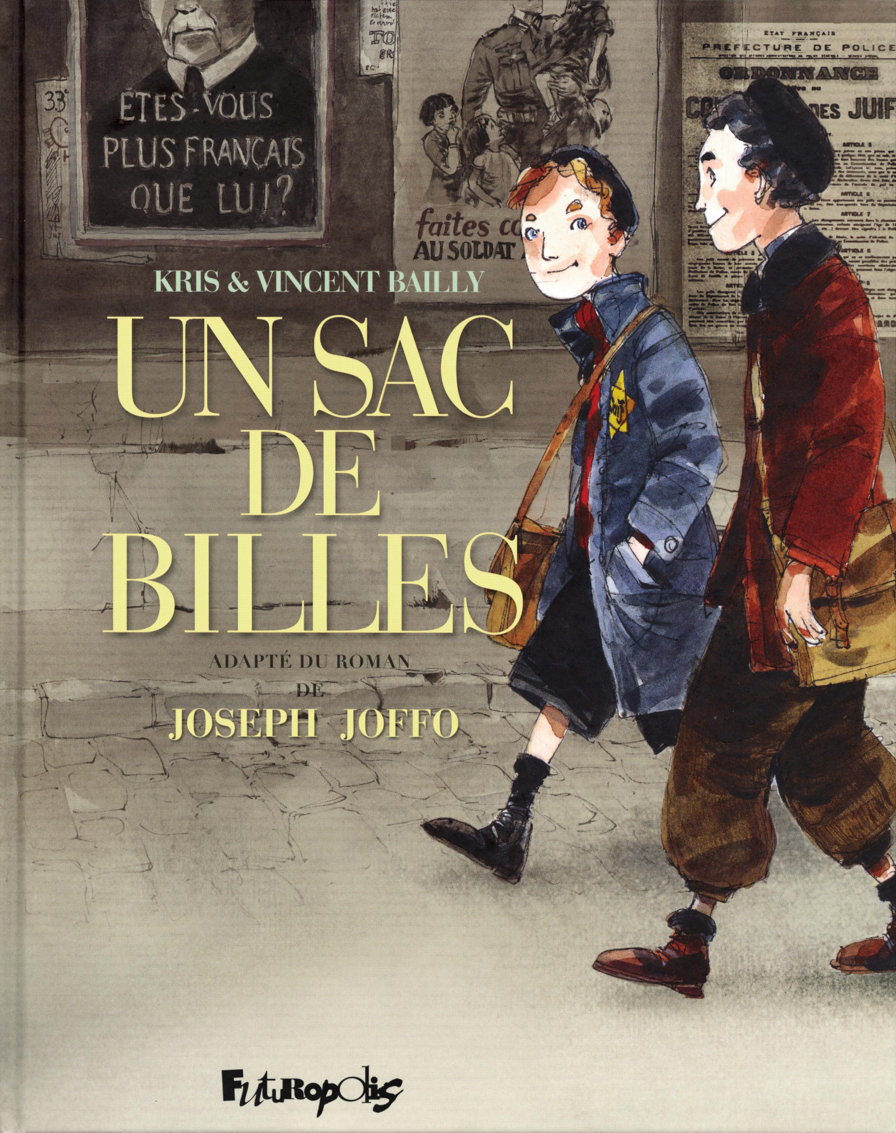 UN SAC DE BILLES - L'INTEGRALE