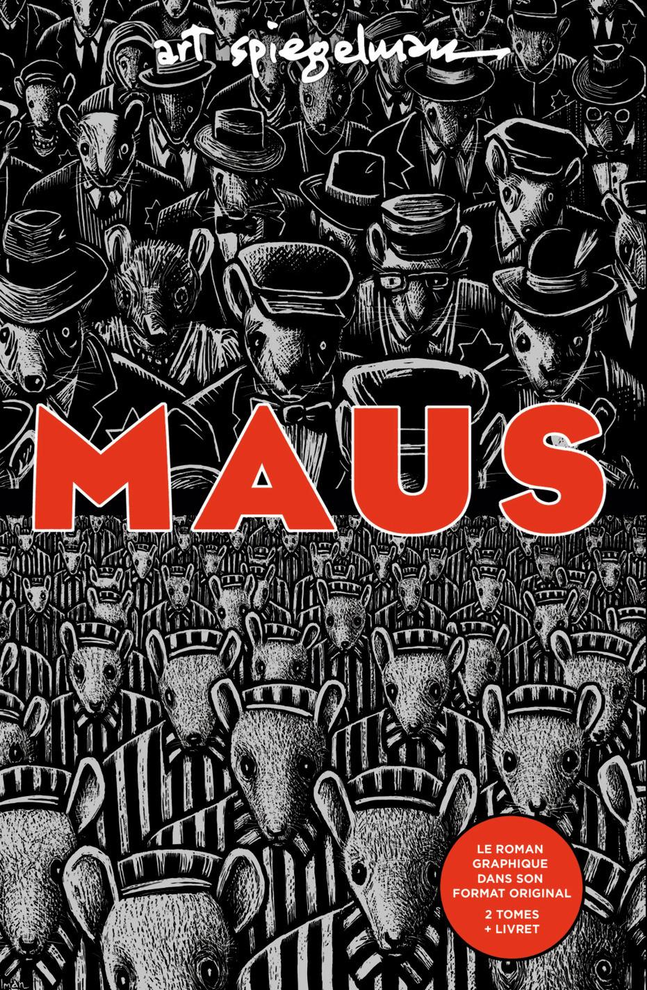 MAUS, I, II