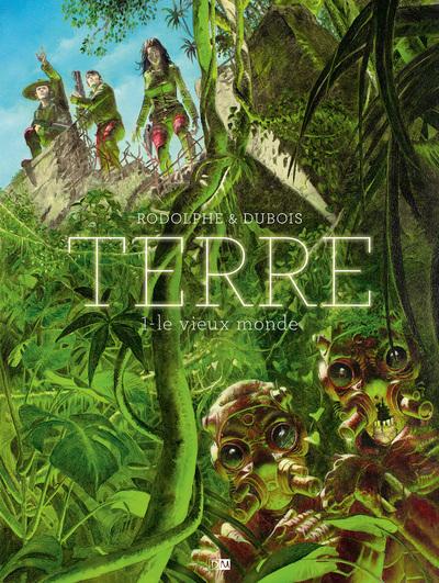 TERRE - TOME 1 LE VIEUX MONDE - VOL01