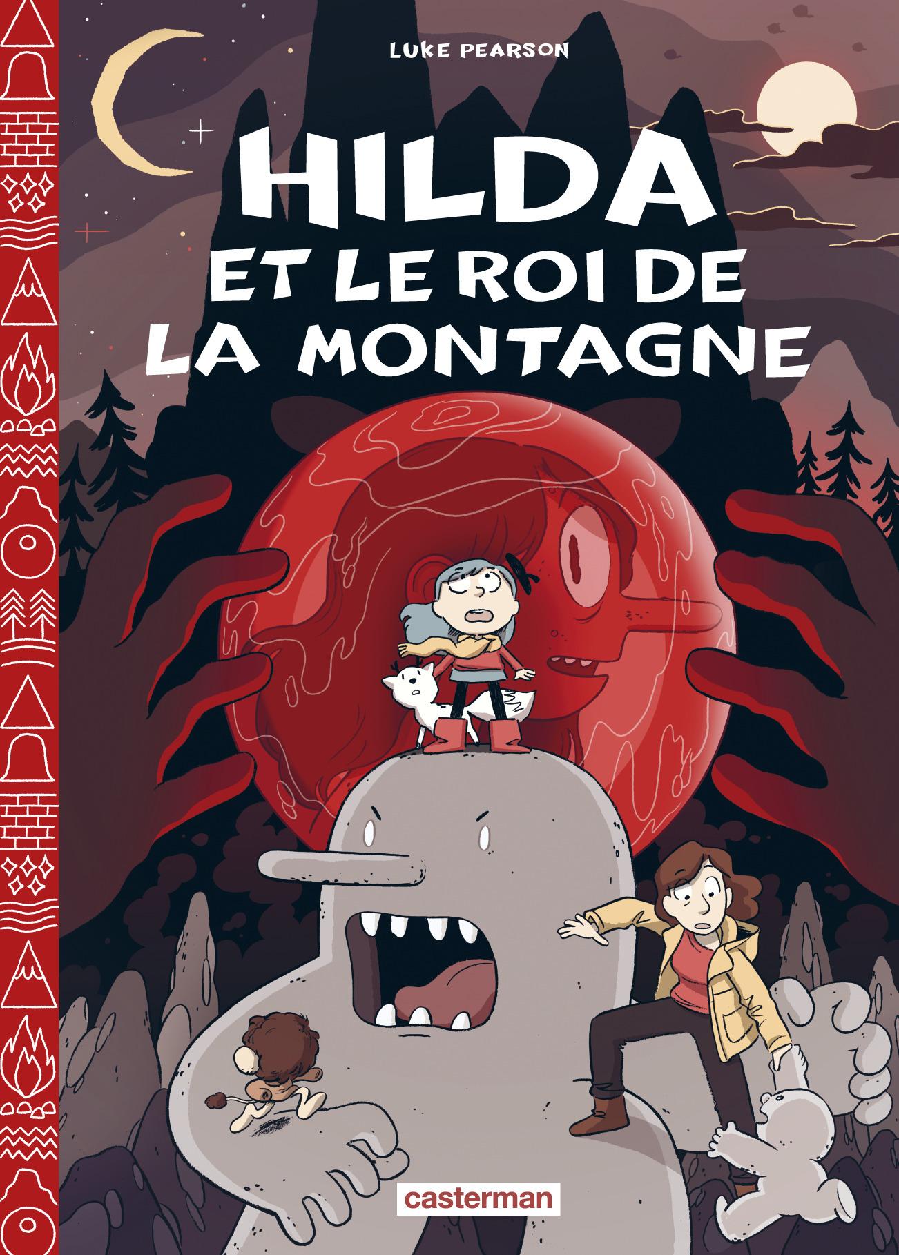 HILDA - T06 - LE ROI DE LA MONTAGNE