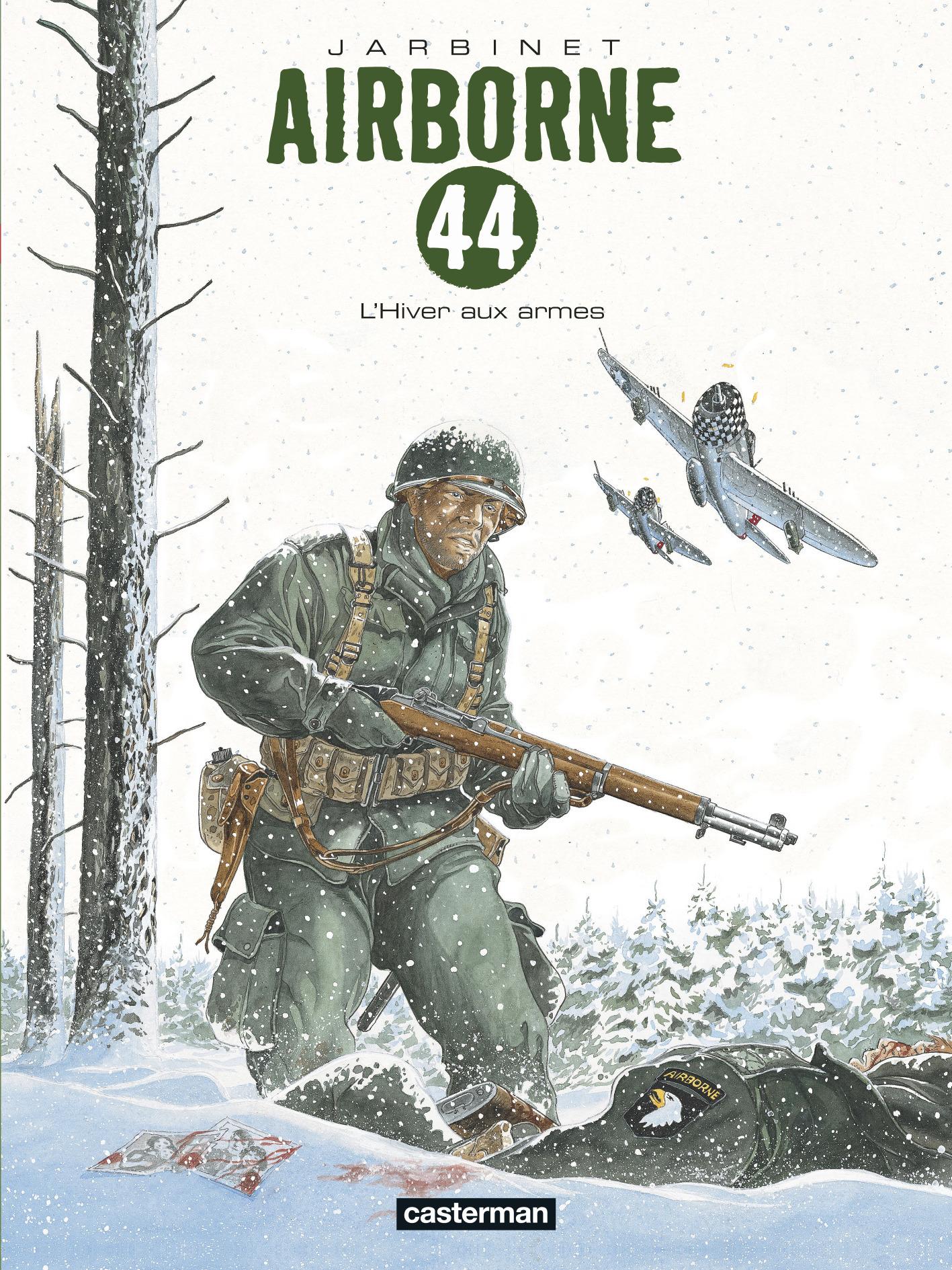 AIRBORNE 44 - T06 - L'HIVER AUX ARMES