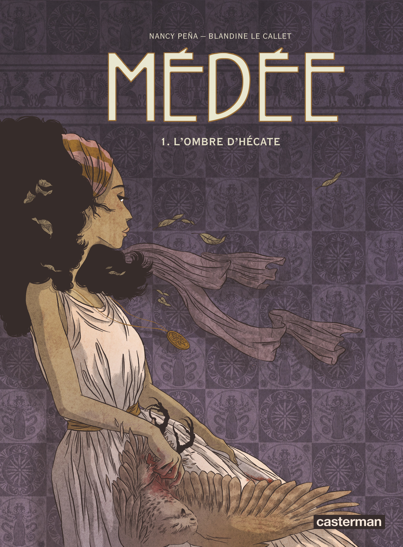 MEDEE - T01 - L'OMBRE D'HECATE