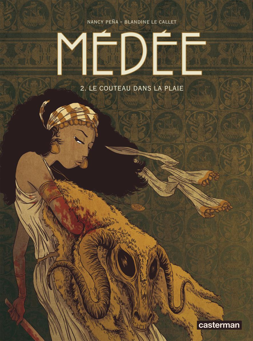 MEDEE - T02 - LE COUTEAU DANS LA PLAIE