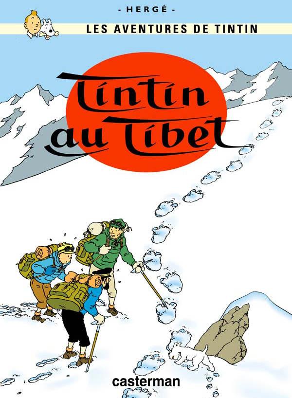 TINTIN - T20 - TINTIN AU TIBET
