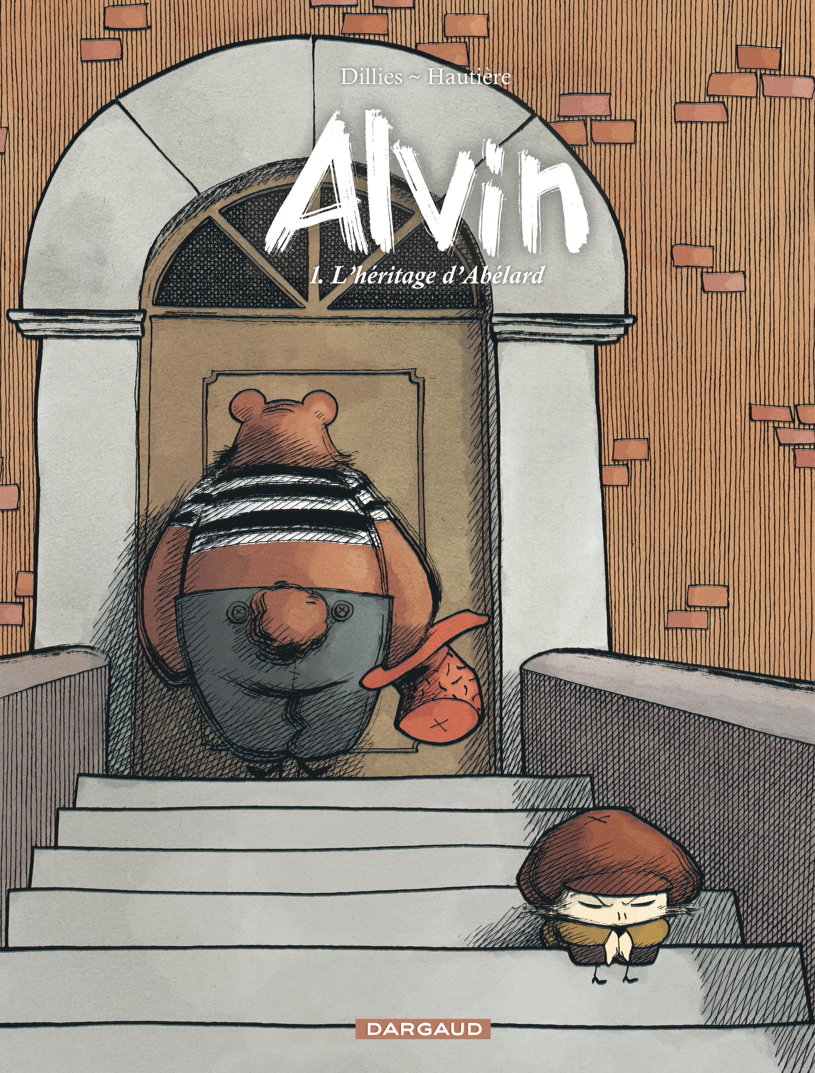 ALVIN - TOME 1 - L'HERITAGE D'ABELARD