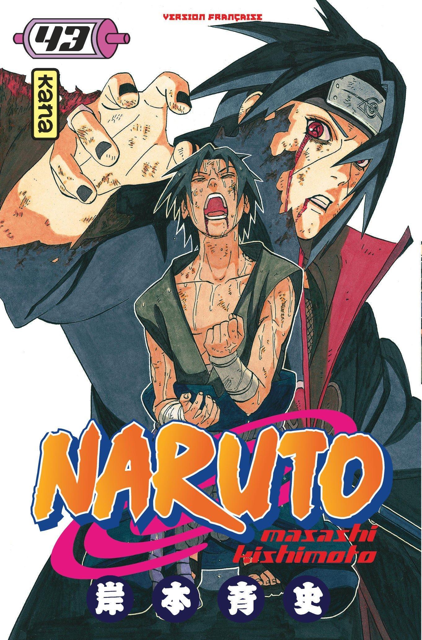 NARUTO - TOME 43