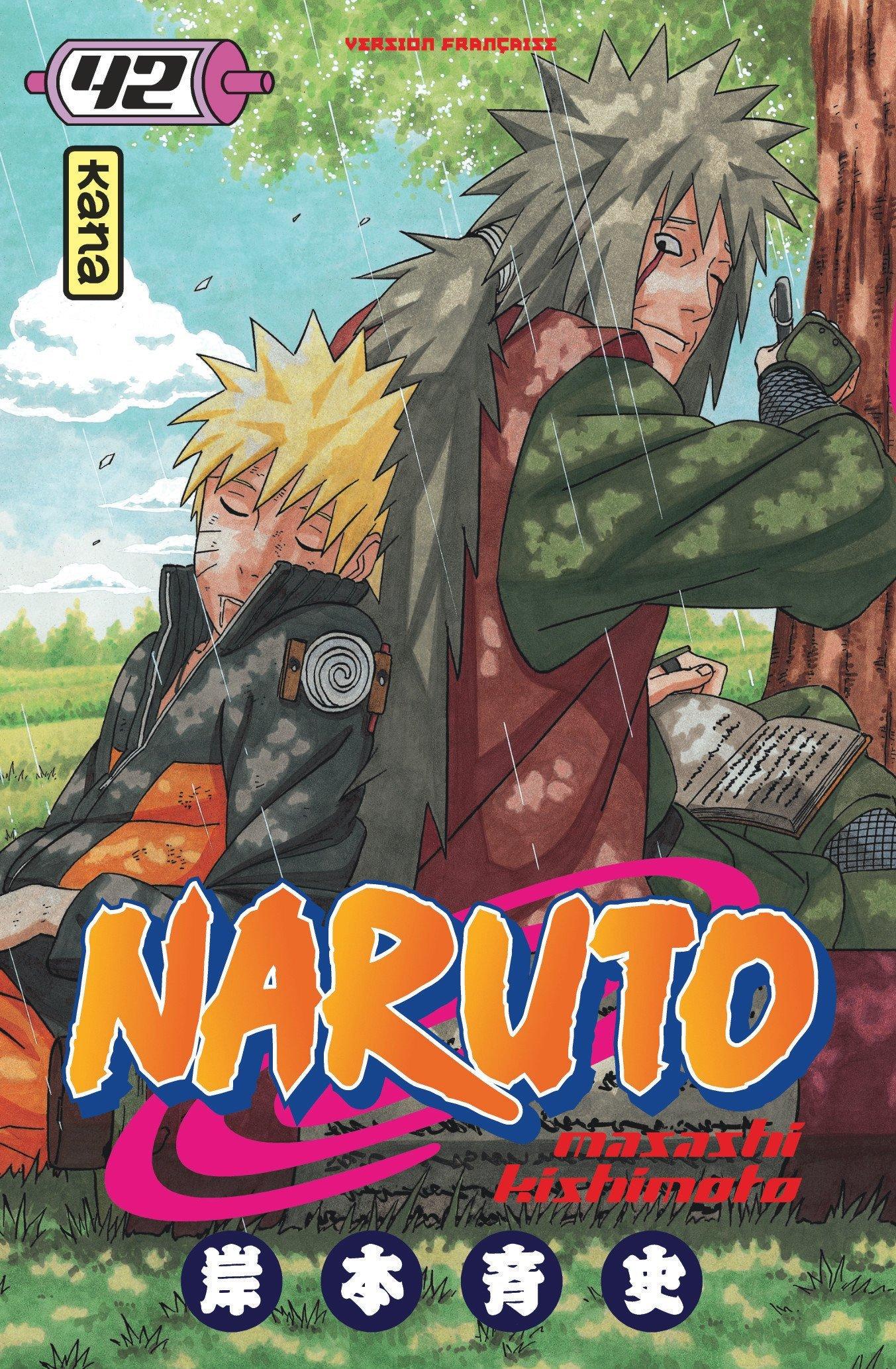 NARUTO - TOME 42