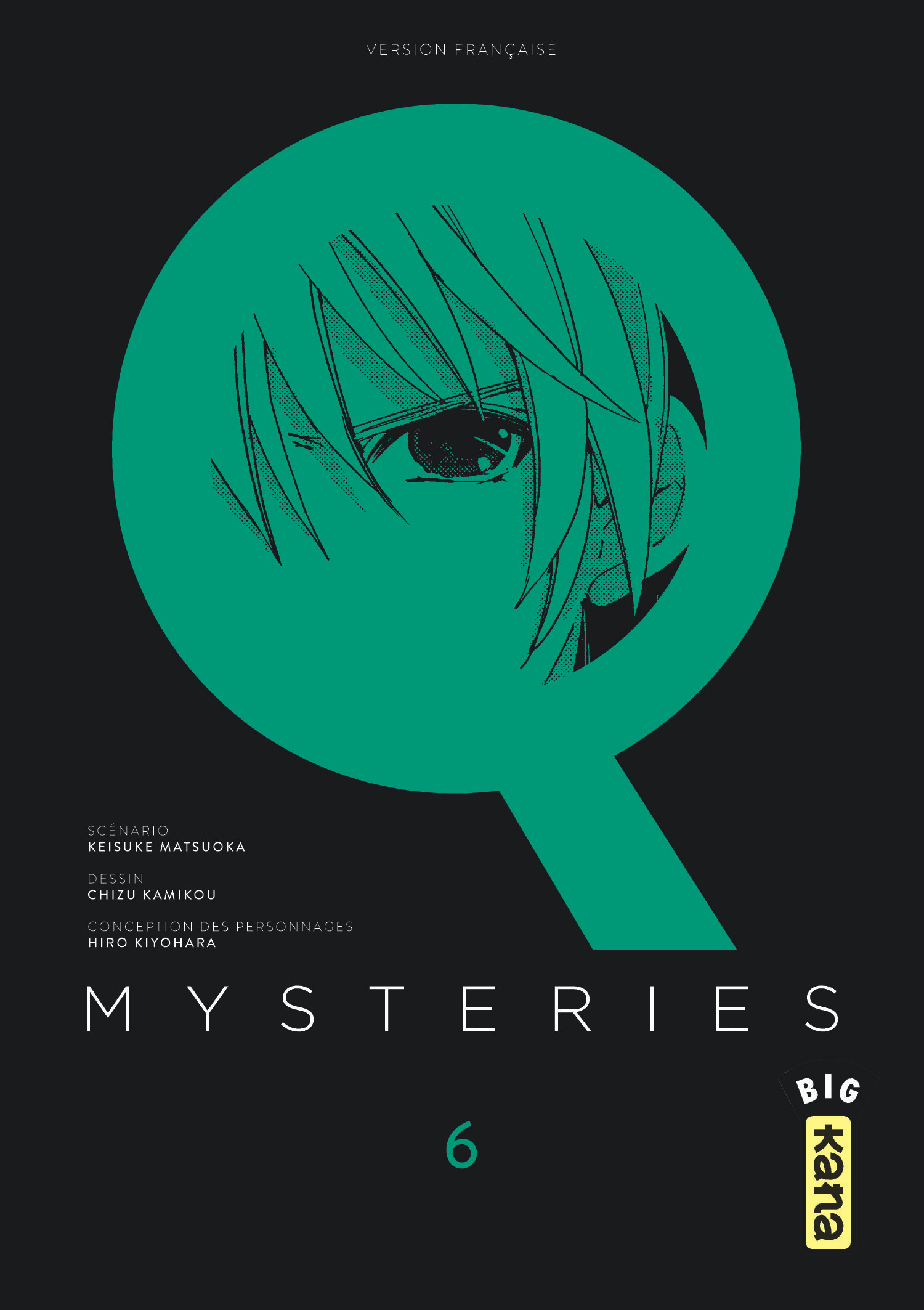 Q MYSTERIES - TOME 6