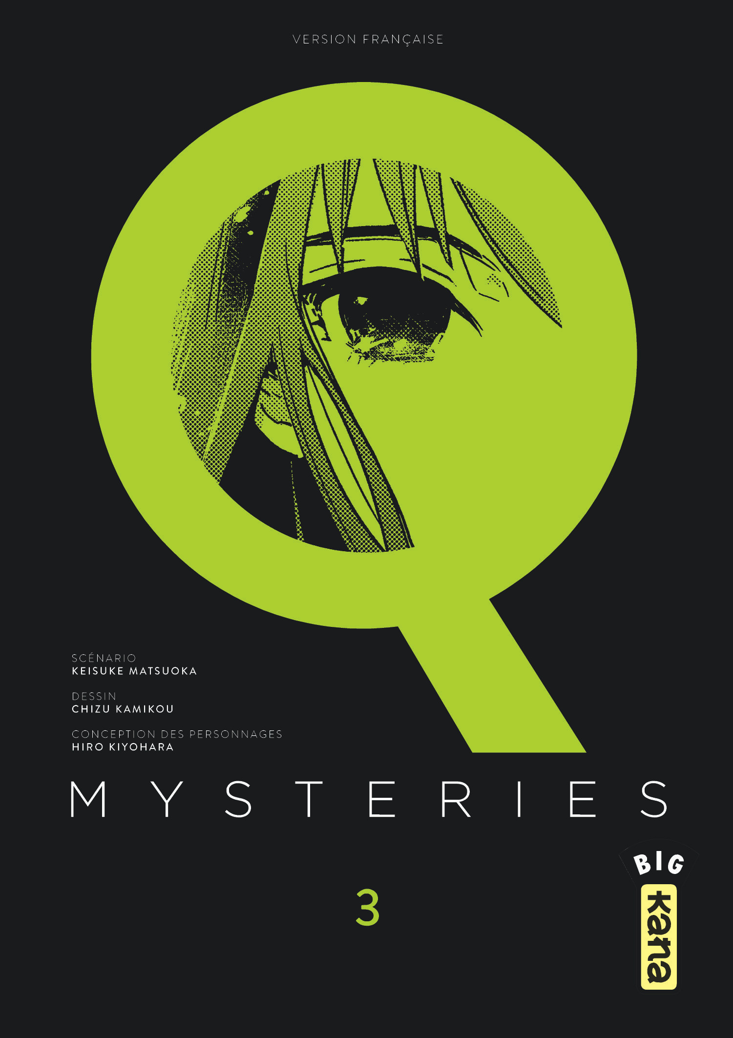 Q MYSTERIES - TOME 3