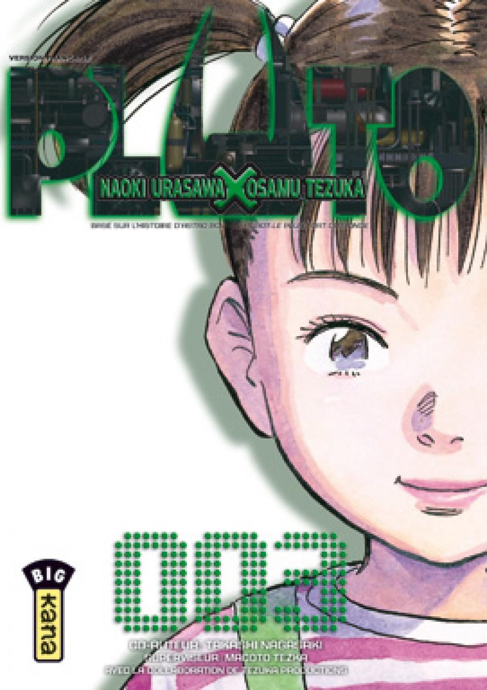 PLUTO - TOME 3