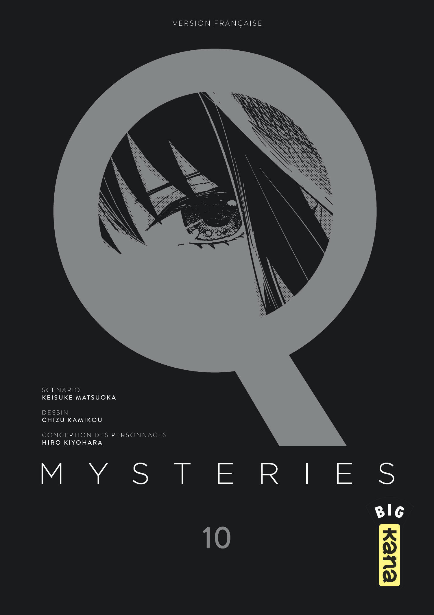 Q MYSTERIES - TOME 10