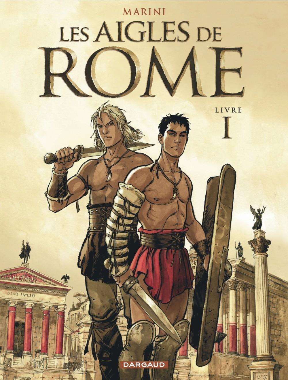 LES AIGLES DE ROME - TOME 1