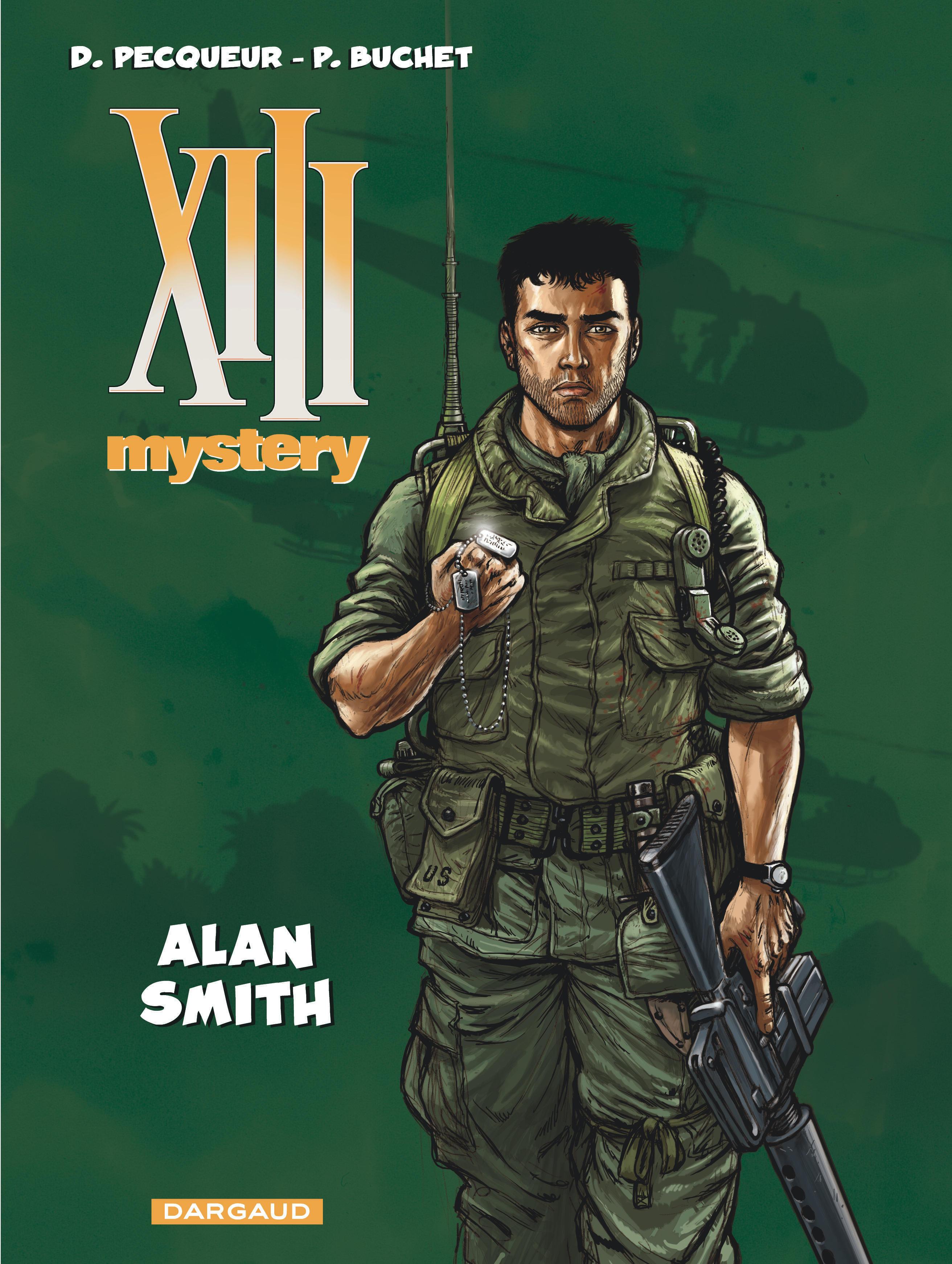 XIII MYSTERY - T12 - ALAN SMITH