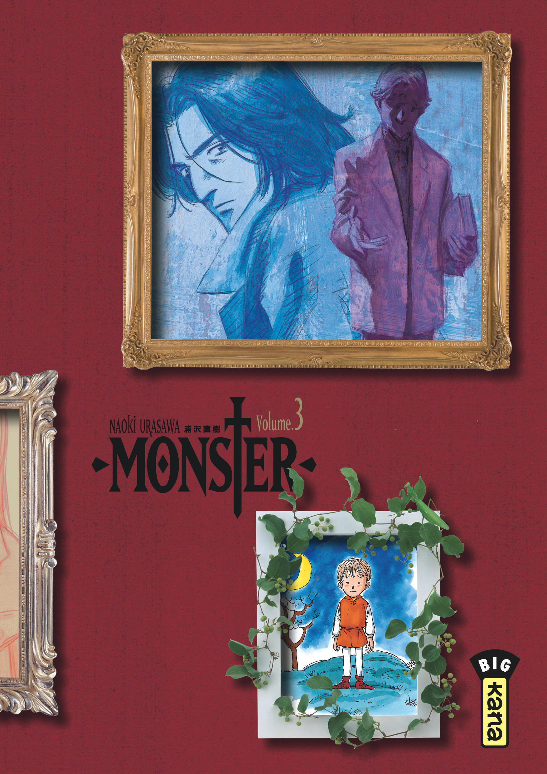 MONSTER INTEGRALE DELUXE - TOME 3
