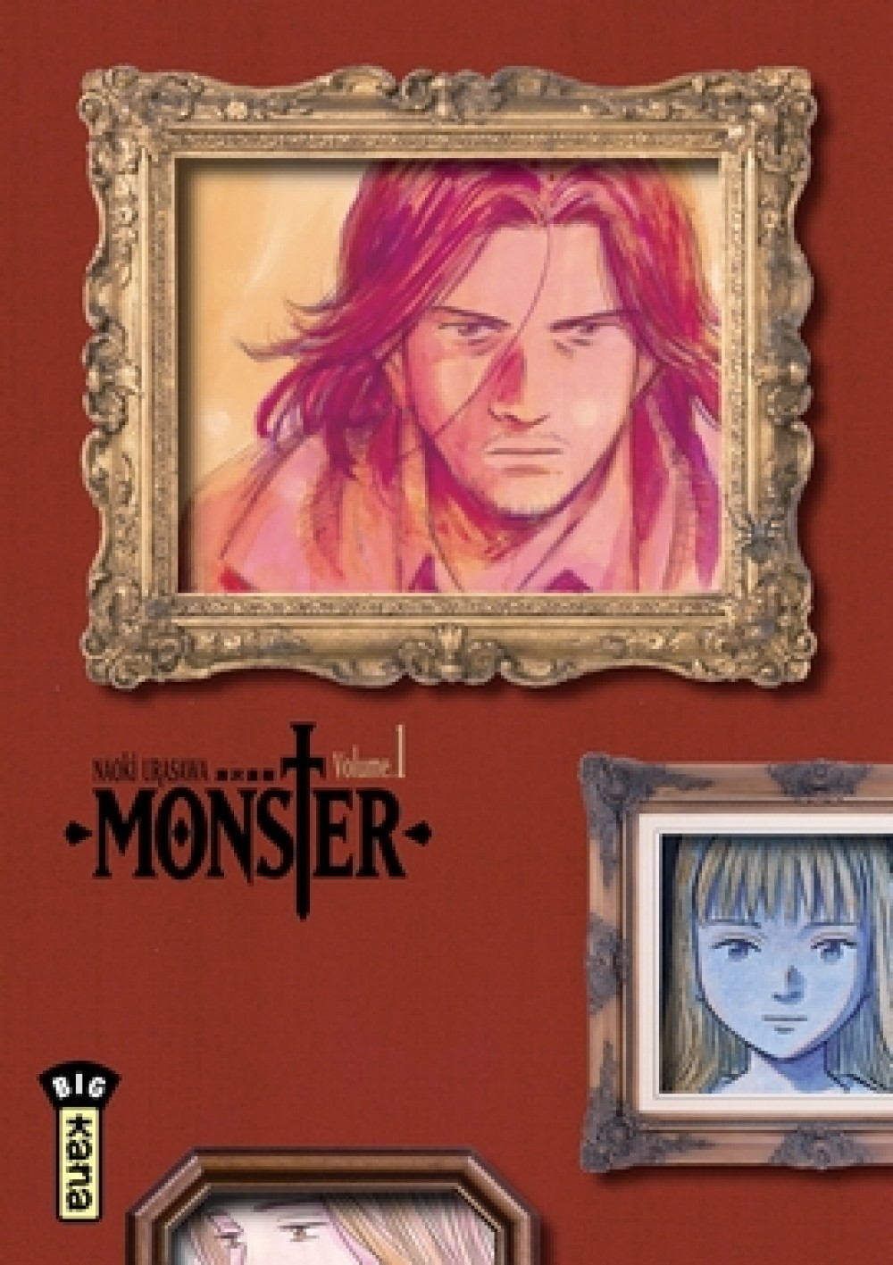 MONSTER INTEGRALE DELUXE - TOME 1
