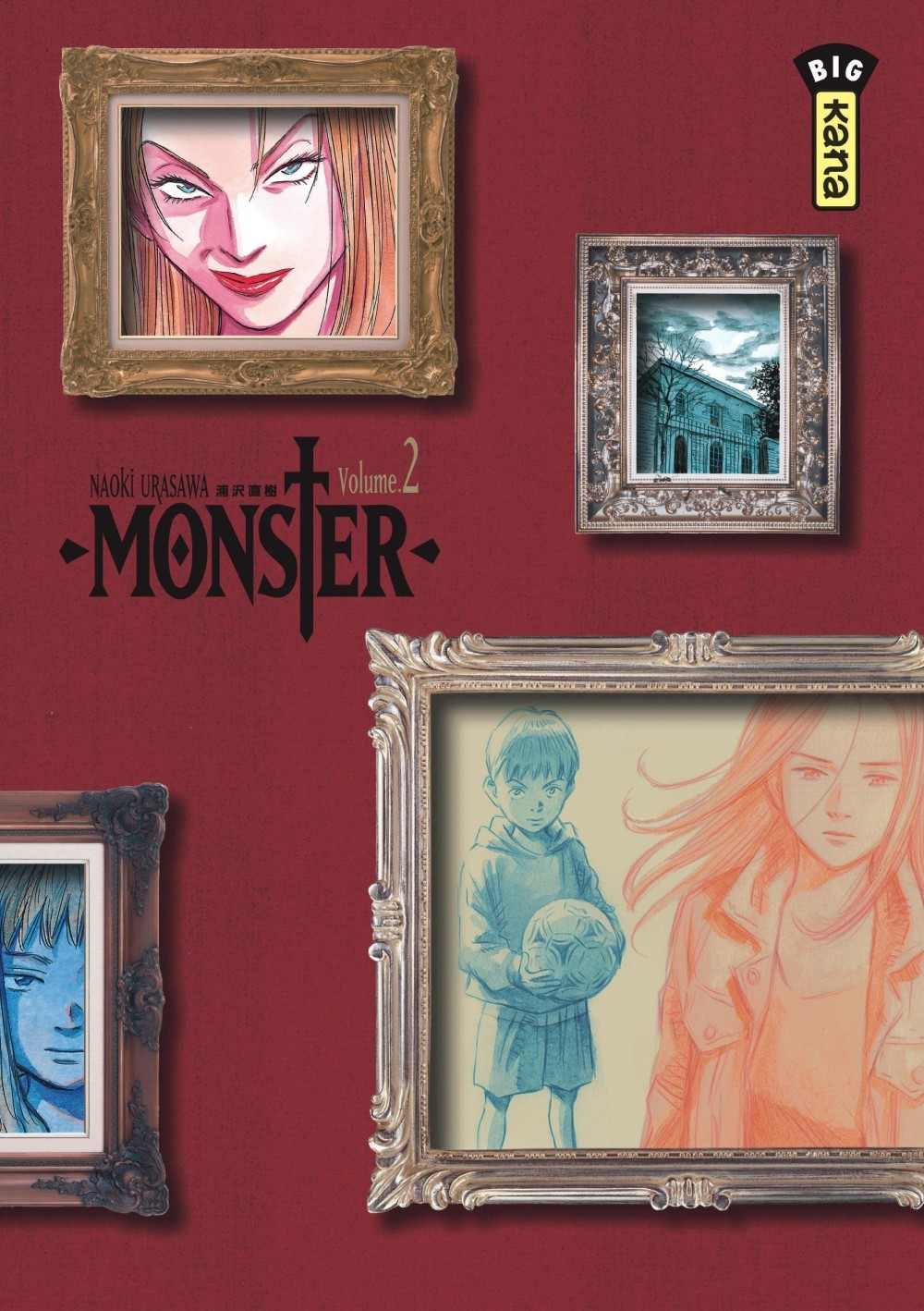 MONSTER INTEGRALE DELUXE - TOME 2