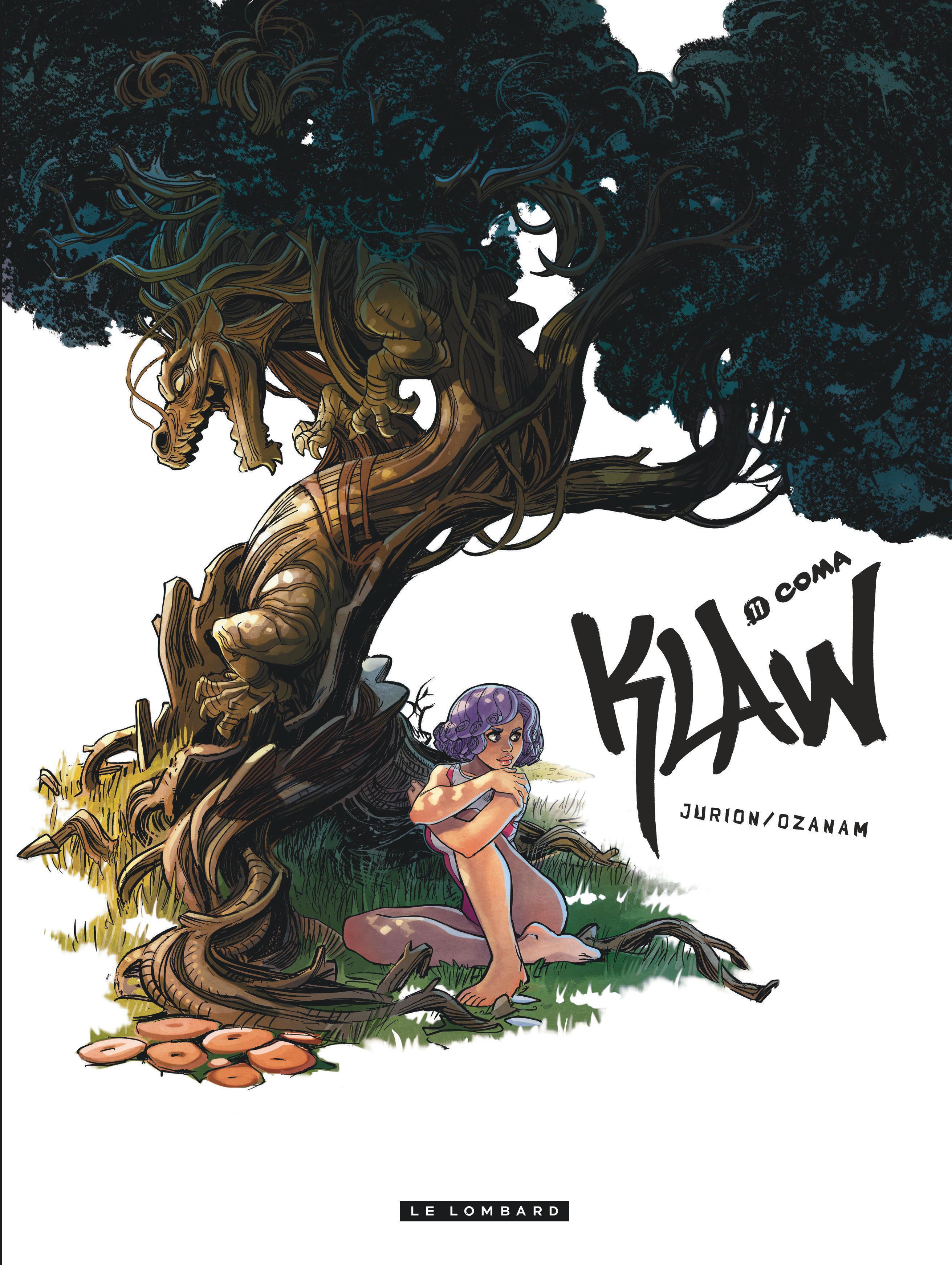 KLAW - TOME 11 - COMA (NOUVEAUTE)