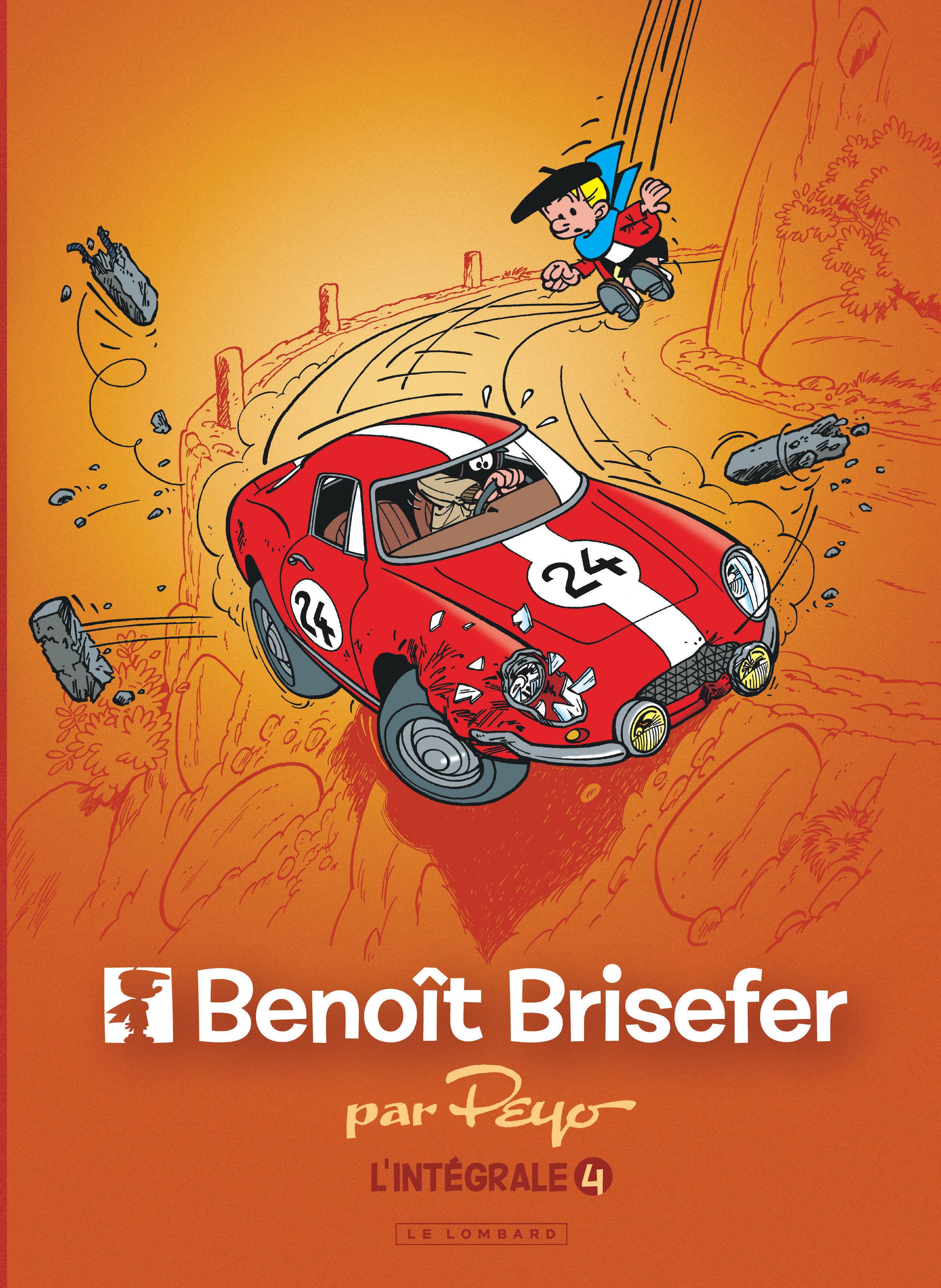 INTEGRALE BENOIT BRISEFER - TOME 4 - INTEGRALE BENOIT BRISEFER 4