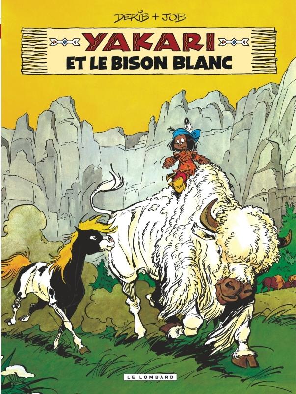 YAKARI - TOME 2 - YAKARI ET LE BISON BLANC (VERSION 2012)