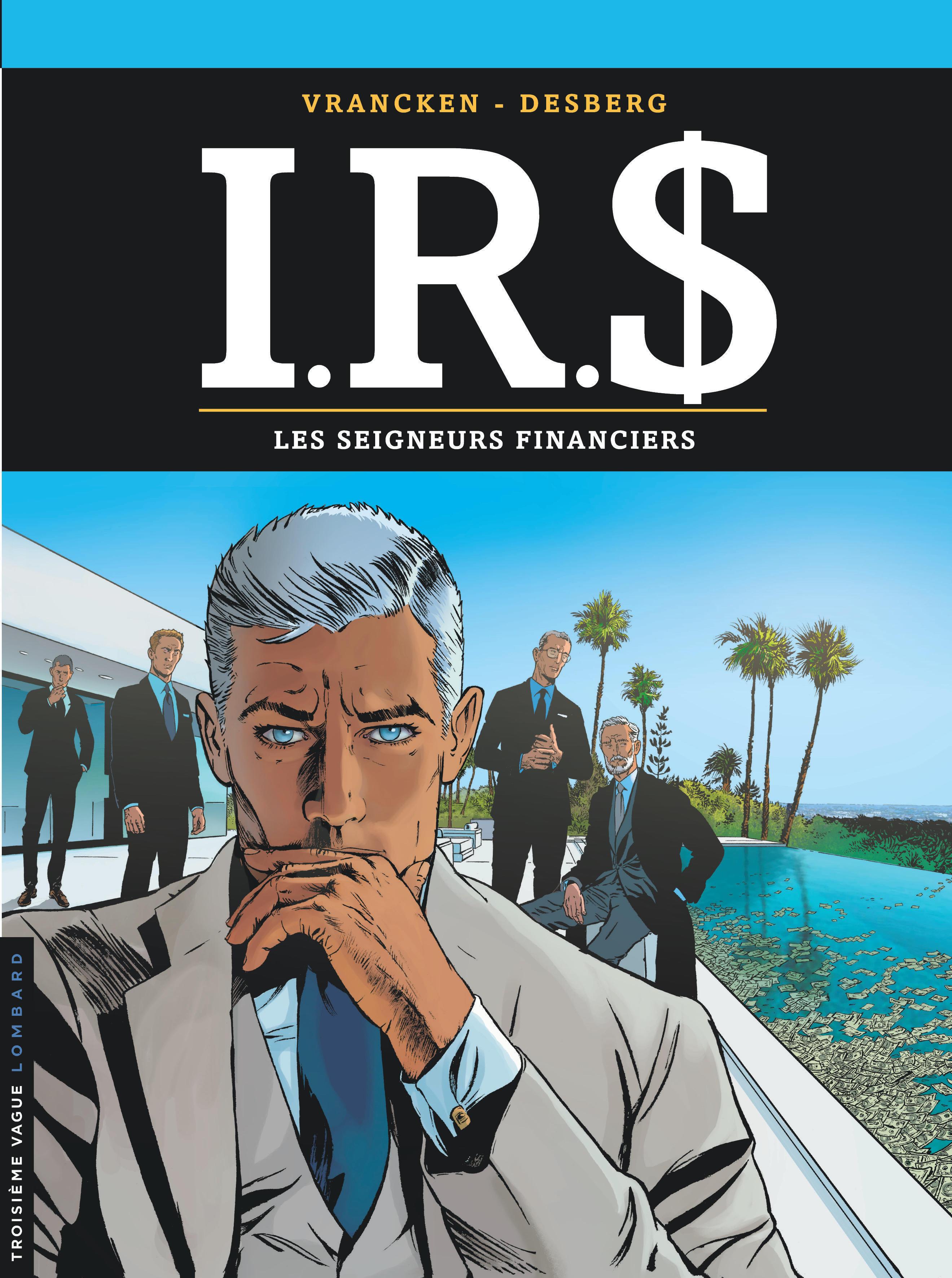 IRS - T19 - LES SEIGNEURS FINANCIERS