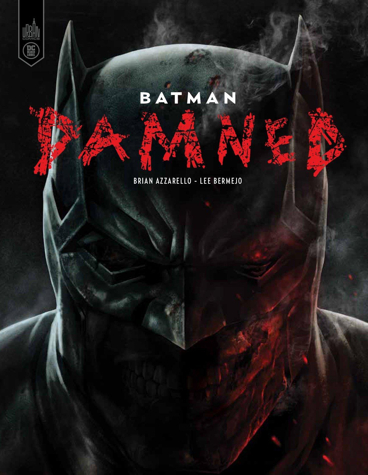 BATMAN-DAMNED - BATMAN - DAMNED