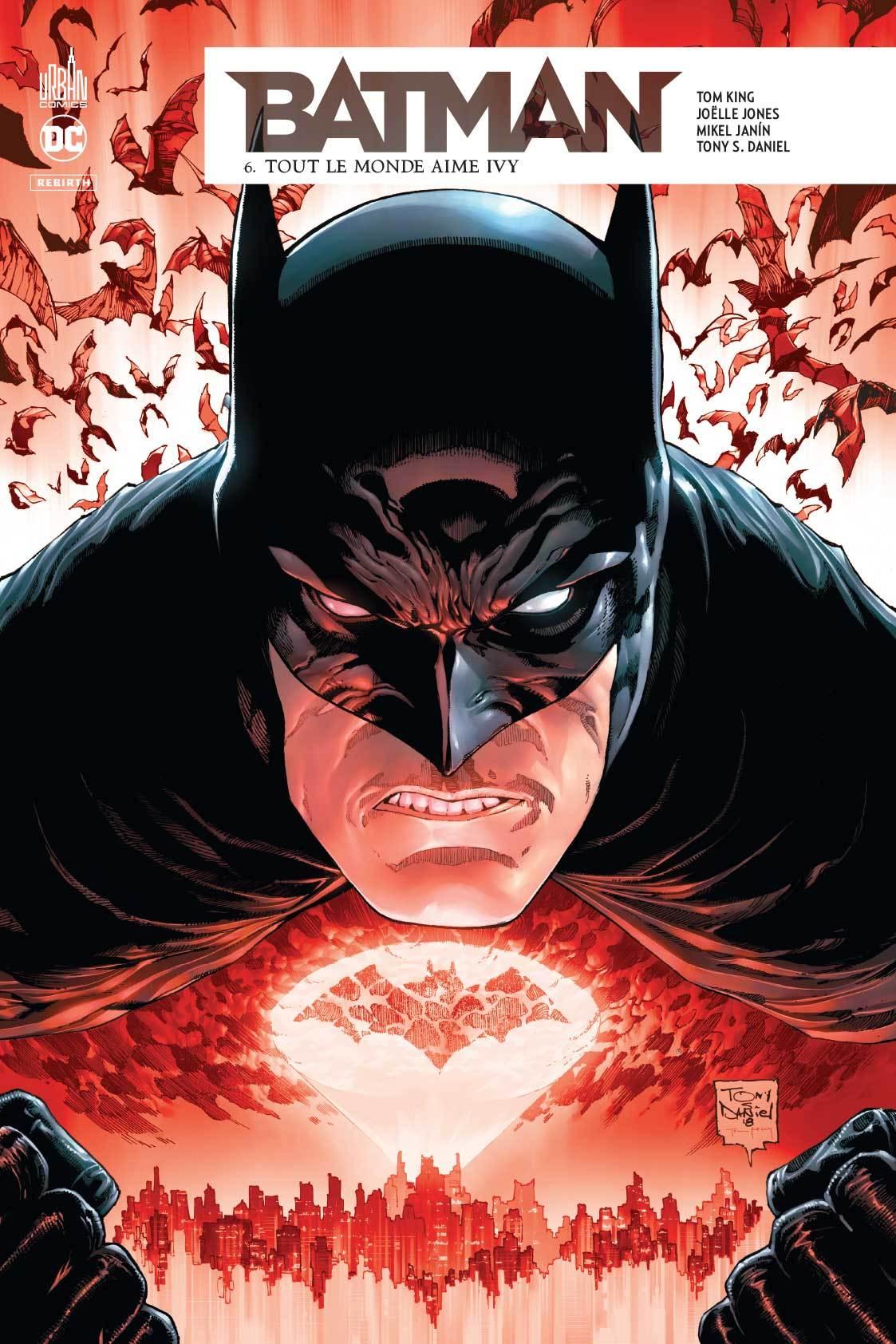 BATMAN REBIRTH TOME 6 - DC REBIRTH