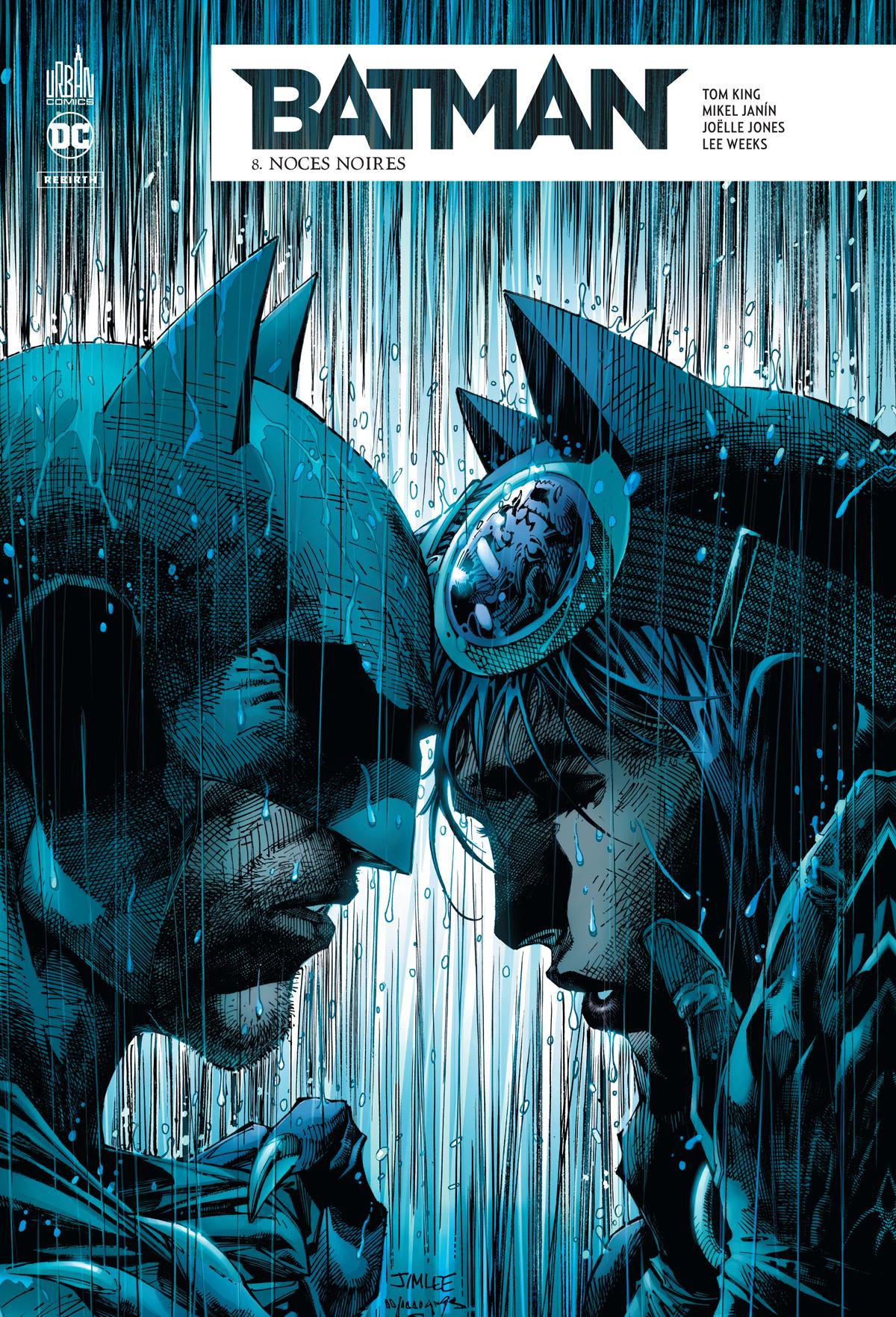 DC REBIRTH - BATMAN REBIRTH TOME 8