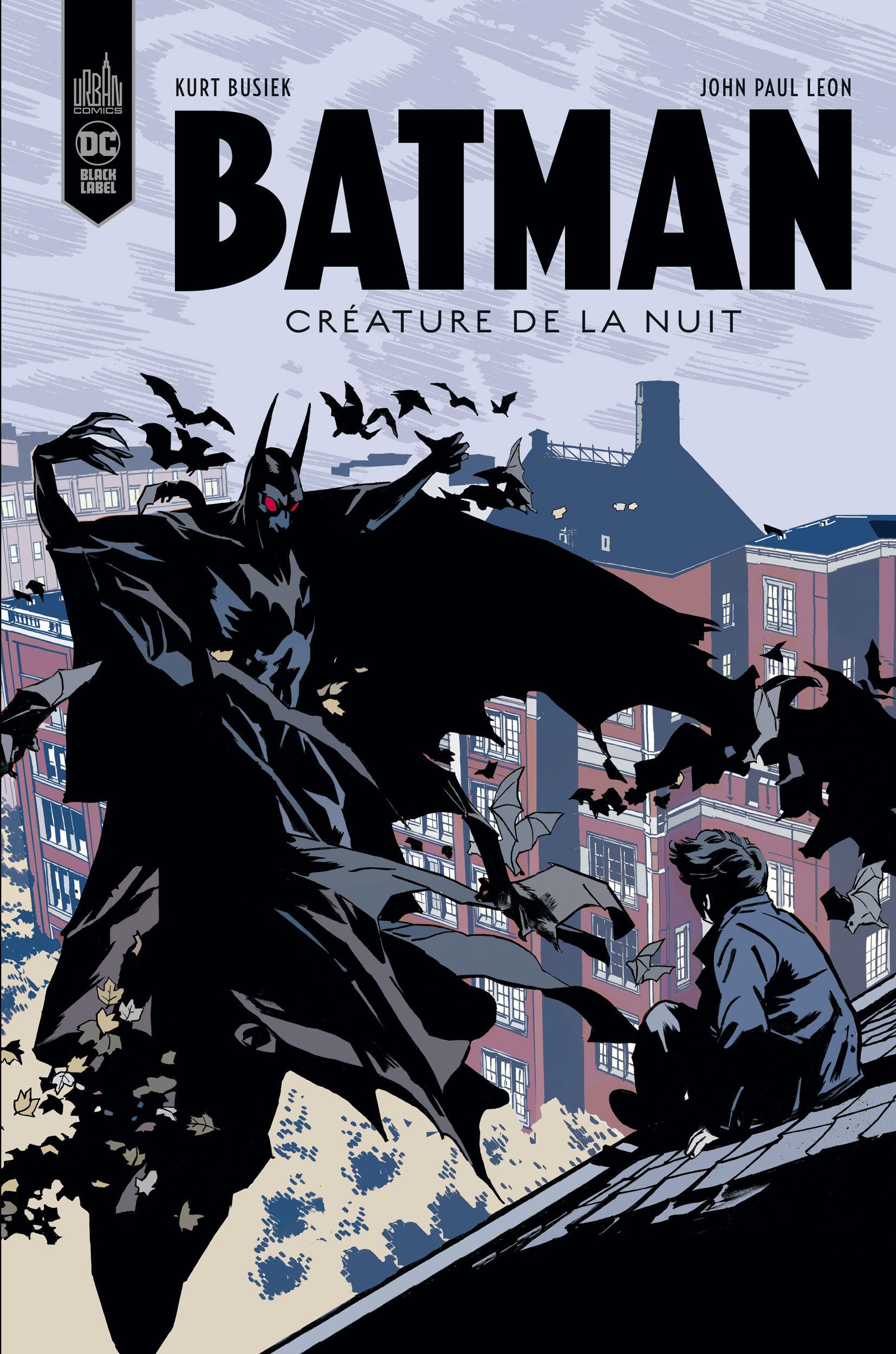 BATMAN- CREATURE DE LA NUIT - BATMAN - CREATURE DE LA NUIT - TOME 0