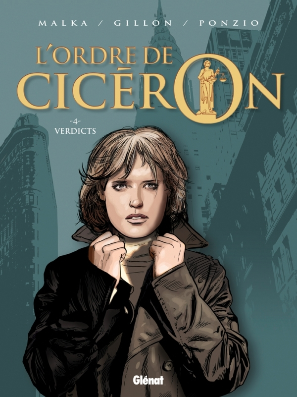 L'ORDRE DE CICERON - TOME 04 - VERDICTS