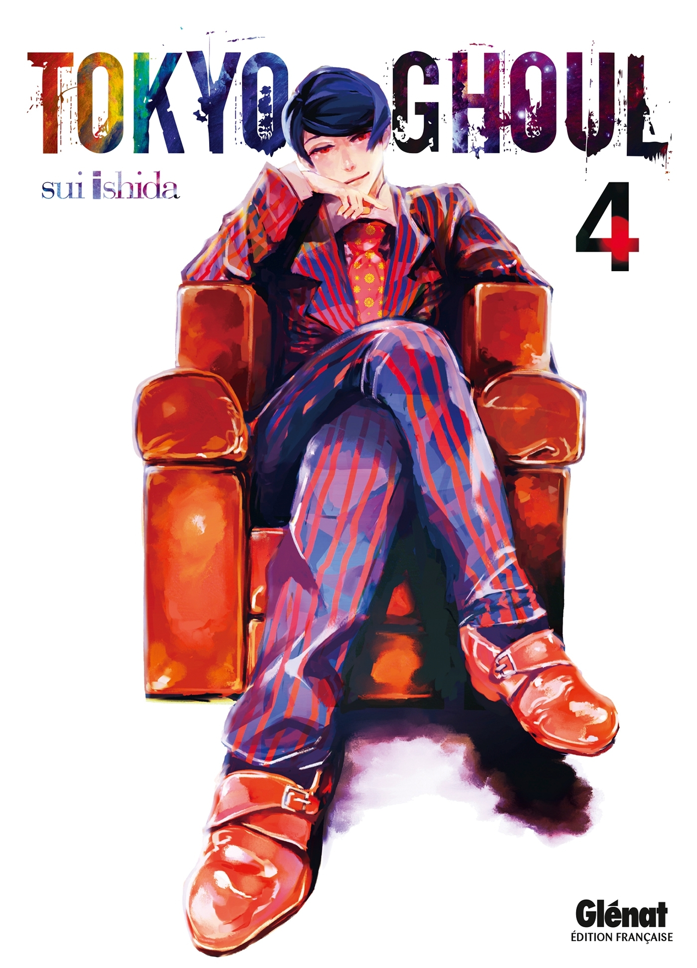 TOKYO GHOUL - TOME 04