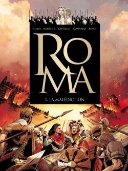 ROMA - TOME 01 - LA MALEDICTION