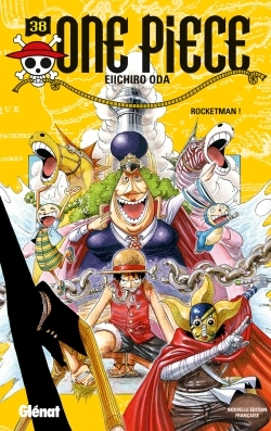 ONE PIECE - EDITION ORIGINALE - TOME 38 - ROCKETMAN !