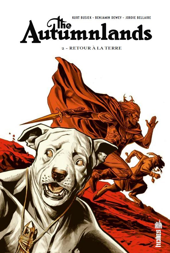 THE AUTUMNLANDS TOME 2 - URBAN INDIE